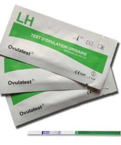 50 tests d'ovulation