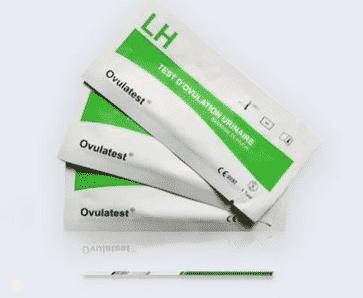 test ovulation